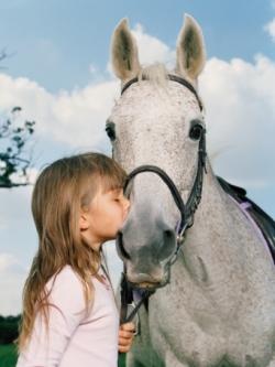 Иппотерапия для детей