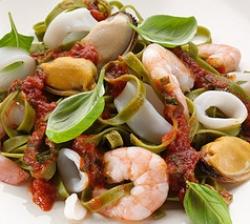 Полезное свойство морепродуктов