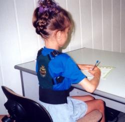 Профилактика сколиоза у детей
